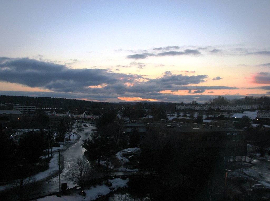 Nashua Sunset