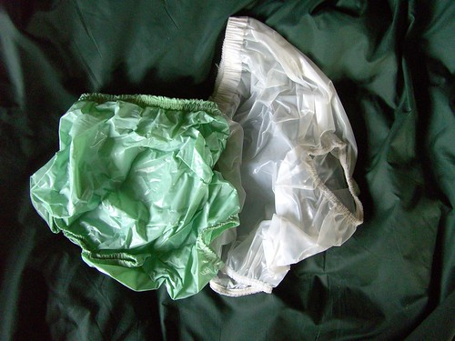 Plastbyxor