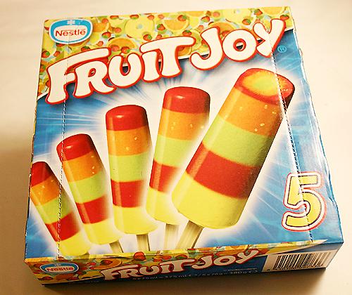 家裡常吃的果汁冰棒-080307
