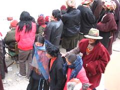 Monasterio en Dege, Tibet (G .) Tags: china tibet kham