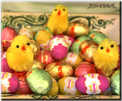 and Now .. Chocolate Eggs to Everyone! (krisdecurtis) Tags: decorations italy canon easter interestingness interesting italia 300d campania peace canon300d chocolate ornaments eggs pace 2008 pasqua chocolateeggs maddaloni platinumphoto krisdecurtis happyeastermyfriends