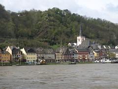 Rhine River Apr 08 043 (MurphMutt) Tags: castle germany rhineriver