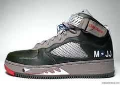 Air Jordan Force V Premier Grey Nurse