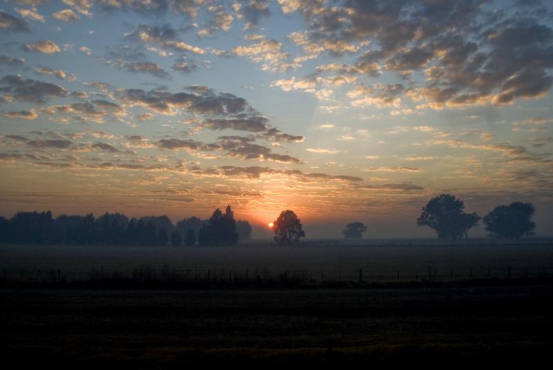 Argentina Sunrise