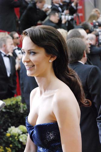 Oscar 2007, Actress Emily Blunt of