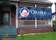 OBAMA '08 campaign headquarters (circulating) Tags: election kentucky ky headquarters vote campaign paducah democrats primary barackobama presidentialcandidate firsthand seekingnomination thisisky