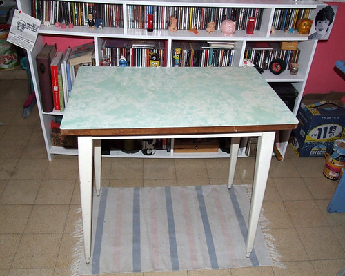 DIY table - Befor
