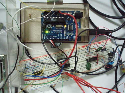 arduino with mixer