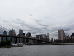 Brooklyn Bridge & Downtown Manhattan