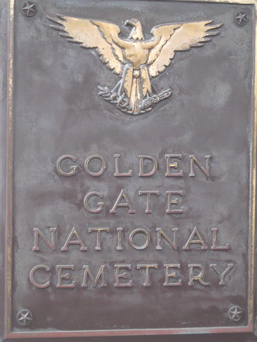 Golden Gate National Cemetery by theFerf.