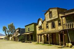 Fort Bravo Texas Hollywood, Almería - Spain. (Gabriel Villena) Tags: poblado oeste minihollywood andalucía almería