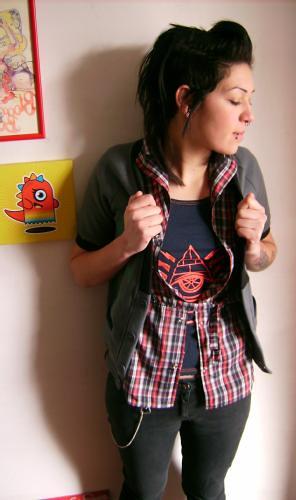 camisa leñadora