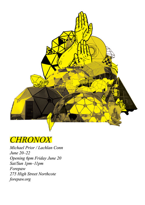 Re: This Weekend: Chronox + Mini Mercado