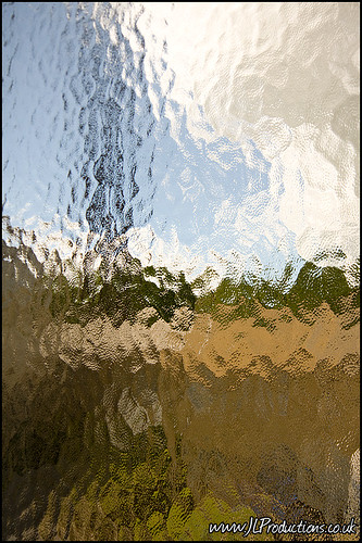 The Chimney Through Frosted Glass(172-366)
