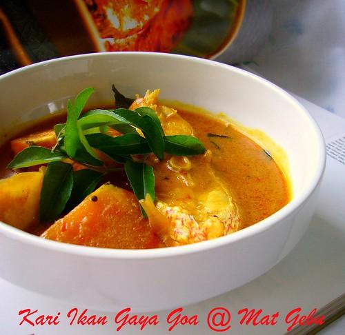 Kari Ikan Gaya Goa