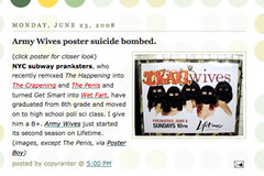 Army Wives poster suicide bombed._1214525126975