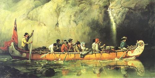 Voyageur_canoe