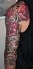 Tattoos by Brandon Notch sacred saint tattoo Los Angeles CA Top Notch Tattooing LA 37 TATTOO by BRANDON