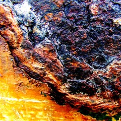 Eruption! (tina negus) Tags: abstract rust decay lincolnshire trailer eruption welby