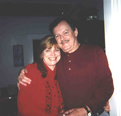 Christmas 1999 - Rhonda & Bill