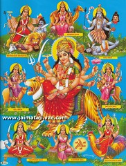 Navdurga Darshan (Ash_Patel) Tags: energy power kali goddess mother divine gail hindu gel nava durga shakti amba devi vaishno chandi santoshi mataji ambe ambica ambaji mahakali meladi meldi navadurga mahishasur mardini bahuchar khodiyar navdurga khodal sherawali bahuchara mommai