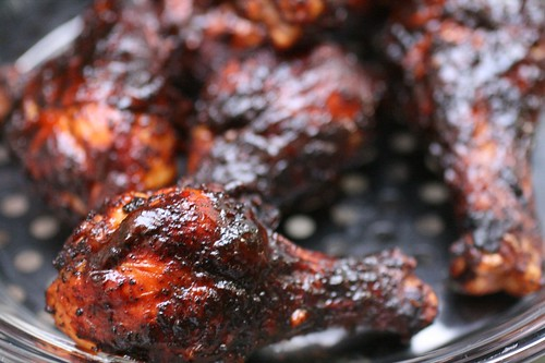 Best BBQ Chicken with Simple Barbecue Sauce