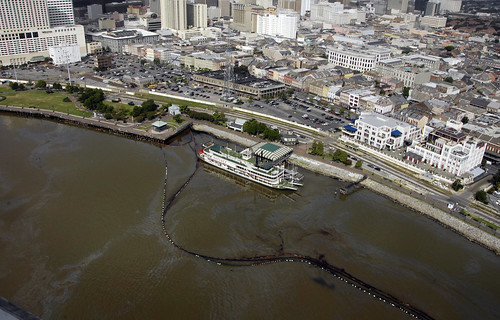 New Orleans Oil Spill