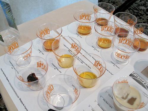 Cognac, Armagnac & Jerez Brandy