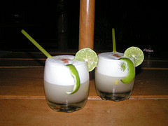 Pisco Sour - official drink of PERU
