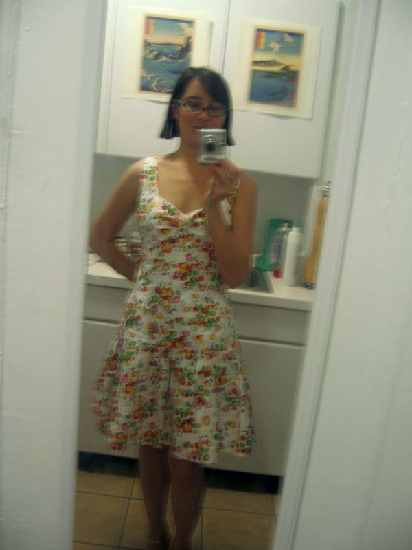 Bonbon dress