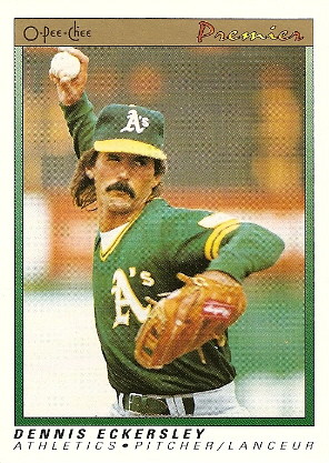 Dennis Eckersley by you.