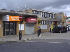 Picture of Kensington (Olympia) Station