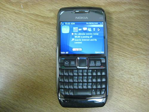 temas para celular e71 generico
