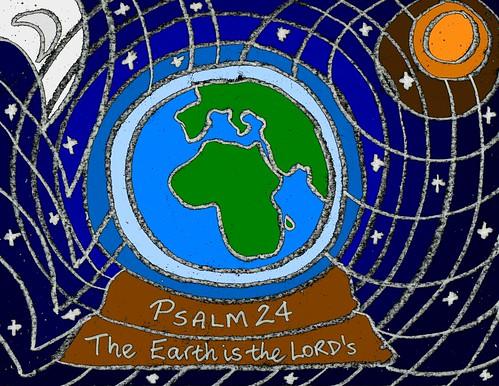 Religious Art: Psalm 24 « Stushie's Art
