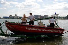 Bootsübergabe FF-Niederwalluf 09.08.08