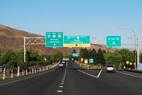US 12 @ I-82