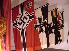 2007-052044 (bubbahop) Tags: germany memorial nazi swastika flags kiel 2007 laboe europetrip17