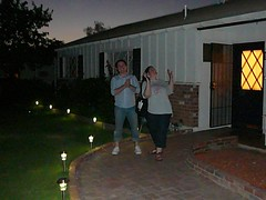 me and josh excited by solar power (alist) Tags: family move alist robison joshuagreen alicerobison ajrobison