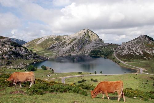 These peaks Asturias Europe