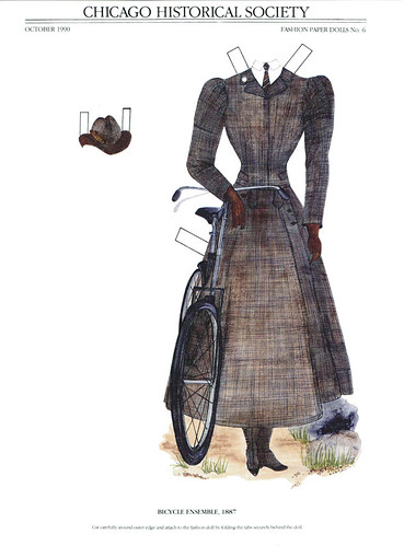 Bicycle Ensemble, 1887