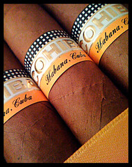 Cohiba (iphone macro) (yo Alex (away launching a new web site)) Tags: macro cigar cuban habanos iphone cohiba