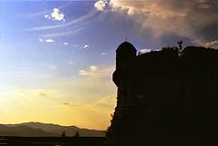 Sarzana Fortezza ...Sarzana Castle (luky76) Tags: 50mm minolta x700 f17 rokkor