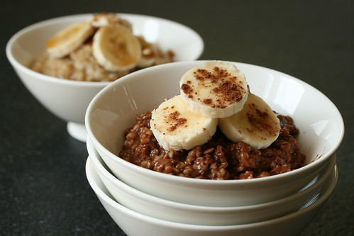 Oatmeal (Steel Cut Oats) - Two Ways