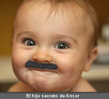 El hijo de Aznar
