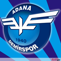 ADS (Adana Demirspor) Logo 3D