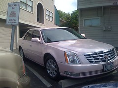 Mary Kay Car