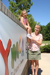 Reagan and Amy Urban YMCA Child Development Center at LSC-North Harris Child Watch Program Participants