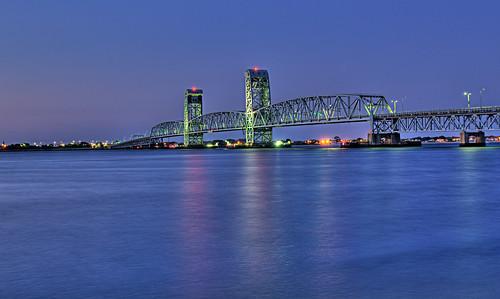 Marine Parkway Bridge.