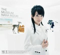 080917 - 聲優水樹奈奈的個人首張精選輯『THE MUSEUM』累積銷售量突破10萬張,獲頒「金唱片」殊榮