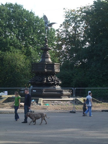 Eros returns to Sefton Park